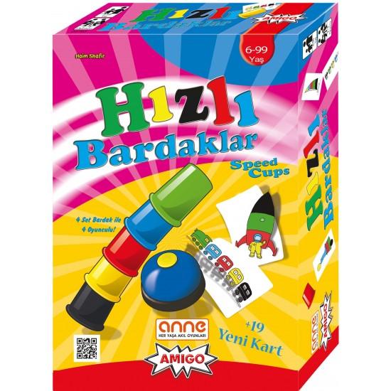 HIZLI BARDAKLAR (4 SET) (SPEED CUPS)